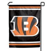 """Cincinnati Bengals 11""""x15"""" Garden Flag"""