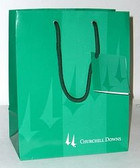 Churchill Downs Laminated Gift Bag
