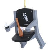 Chicago White Sox Stadium Chair Ornament