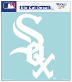 "Chicago White Sox 8""x8"" Die-Cut Decal"