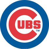 "Chicago Cubs 12"" Vinyl Magnet Set of 2"