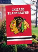 Chicago Blackhawks 2-Sided Banner Flag