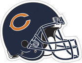 "Chicago Bears 12"" Vinyl Magnet (Set of 2)"