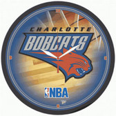 Charlotte Bobcats Wall Clock
