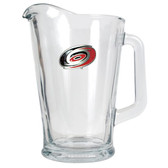 Carolina Hurricanes 60oz Glass Pitcher