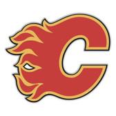 Calgary Flames 12inch Vinyl Magnet