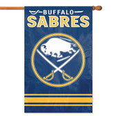 Buffalo Sabres 2 Sided Banner Flag