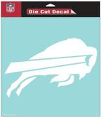 """Buffalo Bills 8""""x8"""" Die-Cut Decal"""