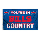 Buffalo Bills 3 Ft. X 5 Ft. Flag W/Grommets 94123B