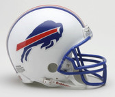 Buffalo Bills 1976-1983 Throwback Riddell Mini Football Helmet