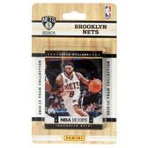 Brooklyn Nets 2012 Panini NBA Hoops Team Set