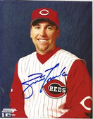 Brett Tomko Cincinnati Reds Signed 8x10 Photo