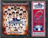 Boston Red Sox 2013 World Series Champions Team Composite Photo Plaque