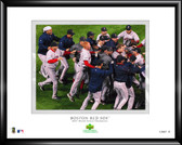 Boston Red Sox 2007 World Series Champs Framed Photo