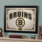 "Boston Bruins 22"" Printed Mirror"