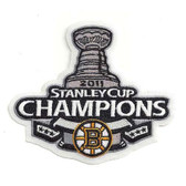 Boston Bruins 2011 NHL Stanley Cup Champions Logo Patch