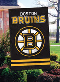 Boston Bruins 2-Sided Banner Flag