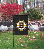 "Boston Bruins 11""x15"" Garden Flag"