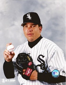 Bartolo Colon Chicago White Sox 8x10 Photo #1