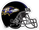 "Baltimore Ravens 12"" Vinyl Magnet Set Of 2 98731"
