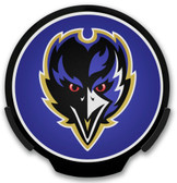 Baltimore Ravens  LED Motion Sensor Light Up POWERDECAL