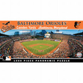 Baltimore Orioles Panoramic Stadium Puzzle