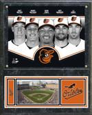 Baltimore Orioles 2013 Team Composite Plaque