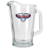 Atlanta Hawks 60oz Glass Pitcher