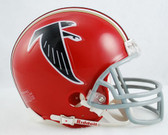 Atlanta Falcons 1966-1969 Throwback Riddell Mini Football Helmet