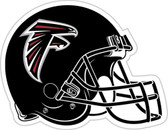 "Atlanta Falcons 12"" Vinyl Magnet Set Of 2 98720"