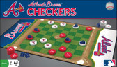 Atlanta Braves Checkers