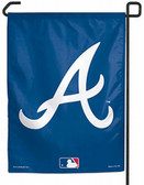 "Atlanta Braves 11""x15"" Garden Flag"