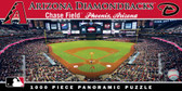 Arizona Diamondbacks Panoramic Stadium Puzzle