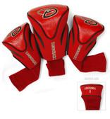 Arizona Diamondbacks 3-Pack Contour Sock Headcovers