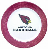 Arizona Cardinals 4 Piece Dinner Plate Set