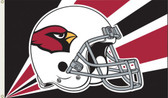 Arizona Cardinals 3 Ft. x 5 Ft. Flag w/Grommets