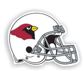 "Arizona Cardinals 12"" Vinyl Magnet Set Of 2"