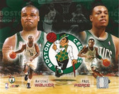 Antoine Walker Paul Pierce Boston Celtics 8x10 Photo