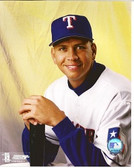 Alex Rodriguez Texas Rangers 8x10 Photo #2