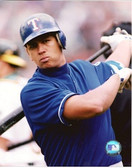 Alex Rodriguez Texas Rangers 8x10 Photo #1