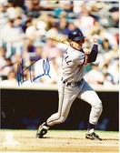 Alan Trammell Detroit Tigers Signed 8x10 Photo #4