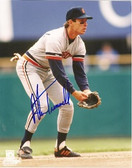 Alan Trammell Detroit Tigers Signed 8x10 Photo #3