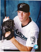 AJ Burnett Florida Marlins Studio 8x10 Photo #2