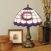 Chicago Cubs Tiffany Table Lamp