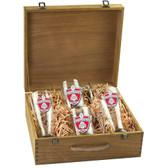 Ohio State Buckeyes 2014 National Champions Beer Box Set