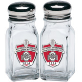 Ohio State Buckeyes 2014 National Champions Salt and Pepper Shakers