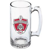 Ohio State Buckeyes 2014 National Champions Super Stein