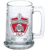 Ohio State Buckeyes 2014 National Champions Stein