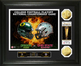 2015 College Football National Championship Gold Coin Photo Mint