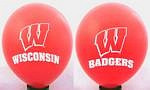 "Wisconsin Badgers 11"" Balloons"